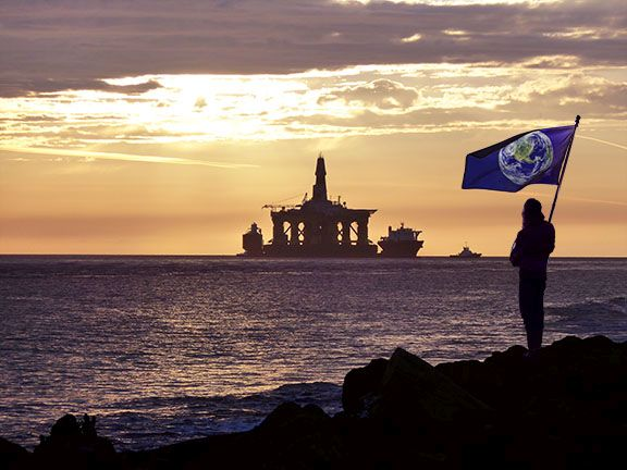 Shell comes to Cascadia