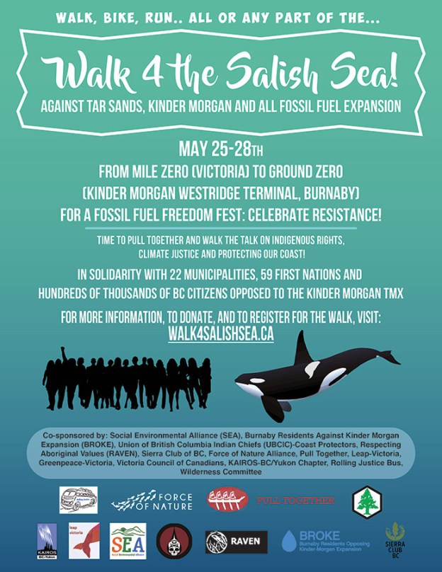 Walk 4 the Salish Sea