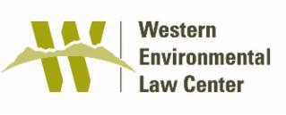 Western Environmental Law Center