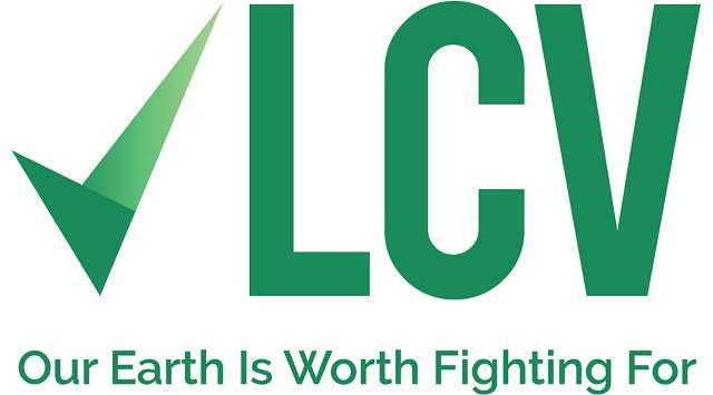 LCV. League of Conservation Voters. Our earth is worth fighting for.