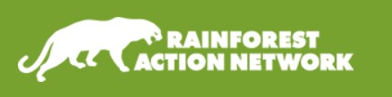 Rainforest Action Network, Panther on Logo.