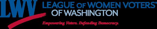 Washington League of Women Voters Banner