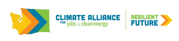 Climate Alliance-Resilient Future logos