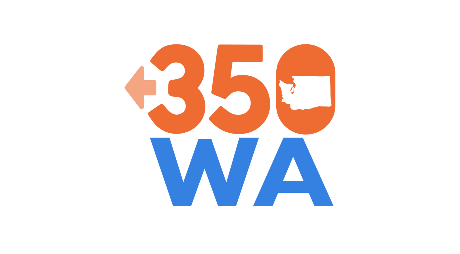 350 Washington Logo
