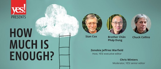 Webinar: How Much is Enough? -- Yes! Presents