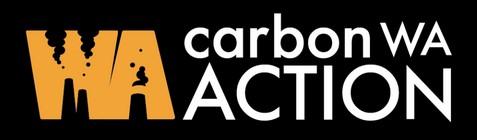 carbon WA Action logo