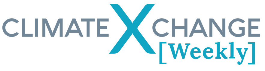 Climate X Change Weekly logo