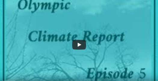 Olympic Climate Report number 5