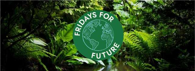 Fridays For Future Calendar banner