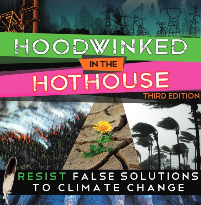 Hoodwinked in the Hothouse-3rd edition poster.