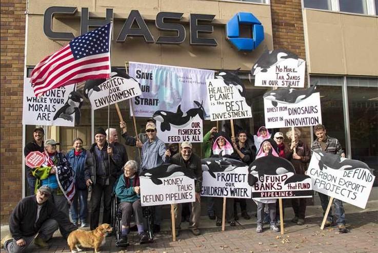 Chase Bank Demonstration