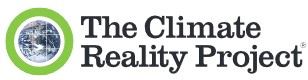The Climate Reality Project text logo