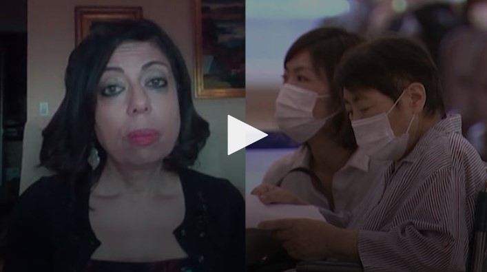 Dr. Monica Gandhi on the Origins of COVID-19, Vaccine Equity, the Debate over Masks & More