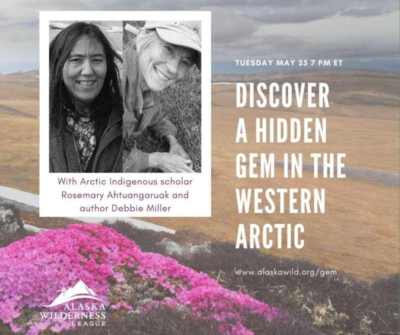 Webinar. Discover a Hidden Gem in the Western Arctic.