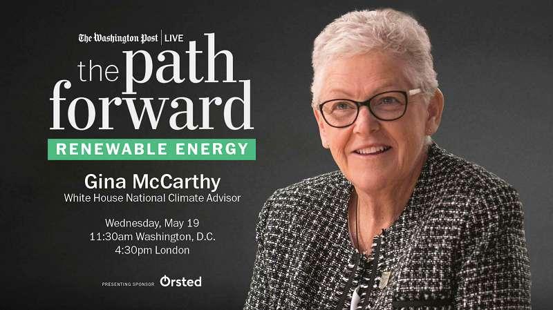 Gina McCarthy. The Path Forward-Renewable Energy.