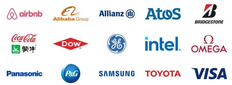 IOC Top Sponsors.