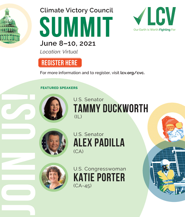 Climate Victory Council Summit. Join us-click here.
