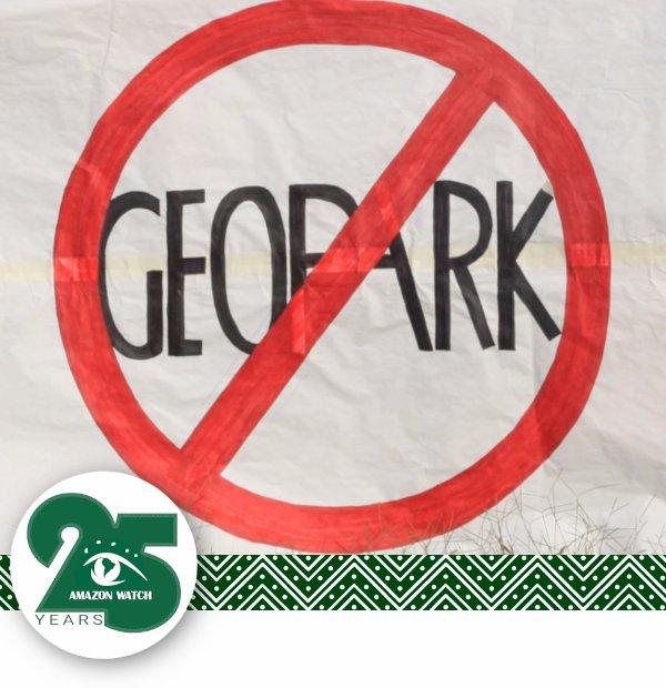 No GeoPark Oil Drilling in the Amazon.
