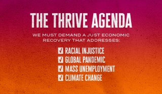 The Thrive Agenda banner
