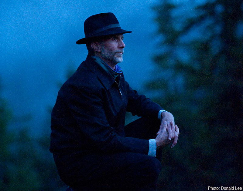 John Luther Adams by Donald Lee.