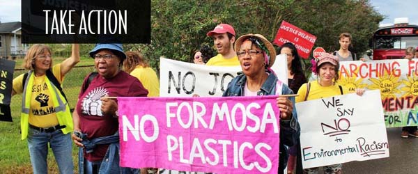 No Formosa Plastics