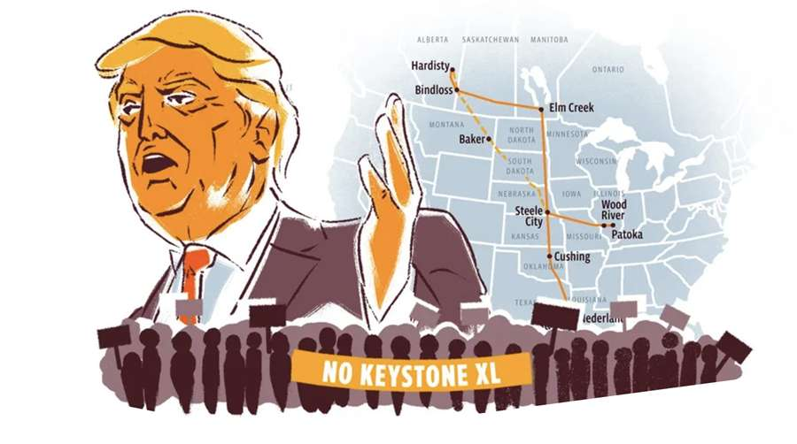 How People Power Defeated the Keystone XL Pipeline