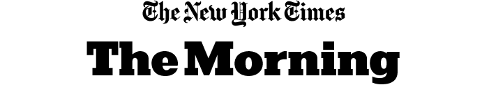 The New York Times-The Morning logo