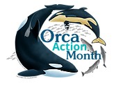 Orca Action Monthly Logo