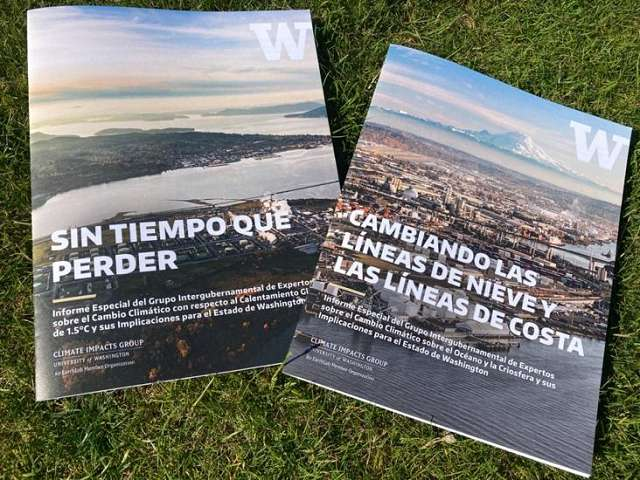 UW Climate Reports in Spanish
