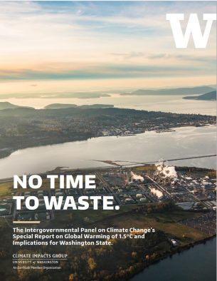UW Climate Reports-No time to Waste.