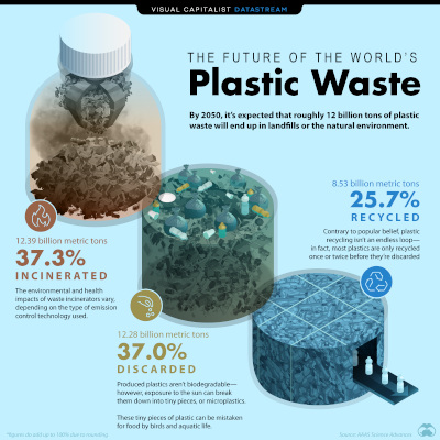 The future of the World's Plastic Waste.