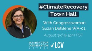 #ClimateRecovery Town Hall with Congressmember Suzan DelBene