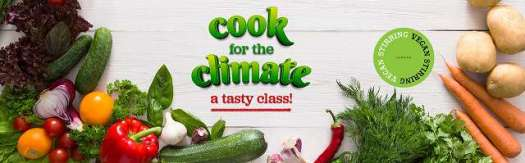Cook For The Climate: A Tasty Class!