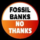 Fossil Banks No Thanks logo
