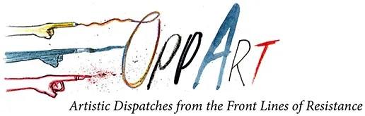 The Nation OppArt logo