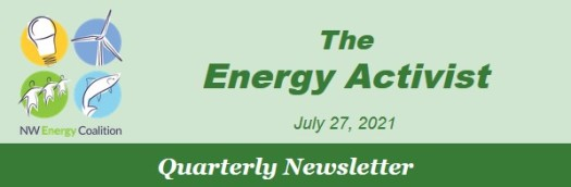 The Energy Activist - July 27, 2021