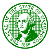 The Seal of the State of Washington -1889