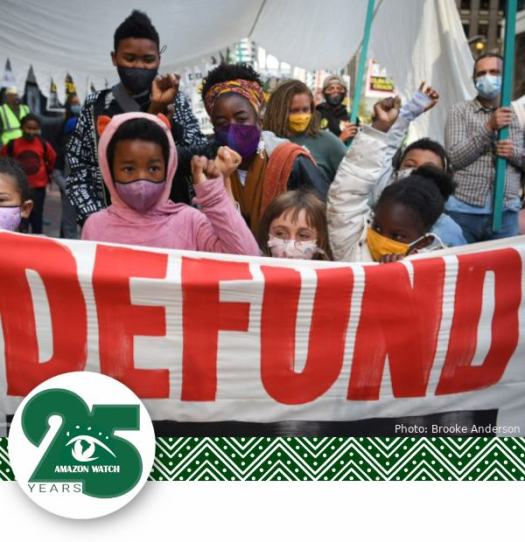 Defund Climate Chaos