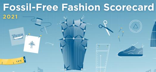Fossil-Free Fashion Scorecard