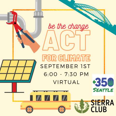 Be the change - Act for Climate