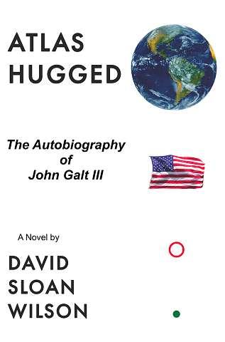 Atlas Hugged book cover