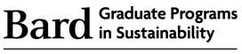 Bard Graduate Programs in Sustainability logo