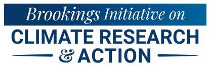Brookings Initiative on Climate Research & Action logo