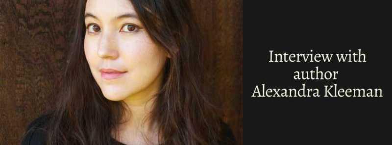 Interview with Alexandra Kleeman - Portrait
