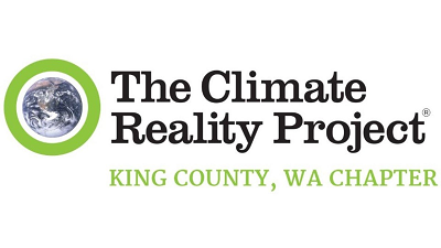 Climate Reality King County Logo