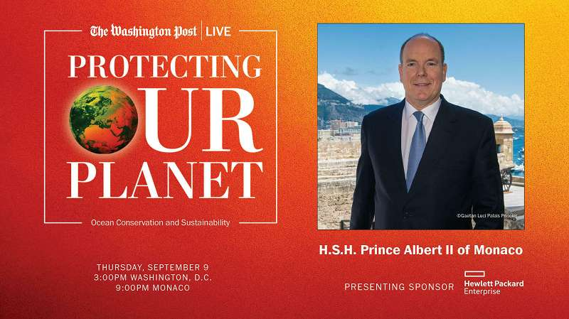 Protecting our Planet - Sept. 9 at Noon PT