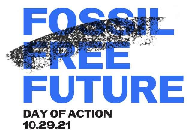 Fossil Free Future logo