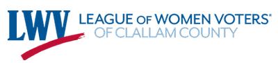 League of Women Voters Clallam County logo