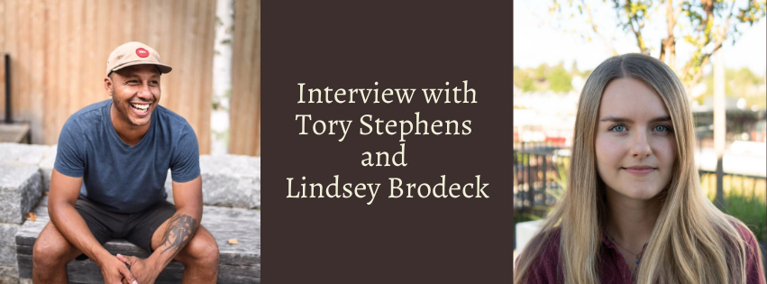 Interview with Tory Stephens and Lindsey Brodeck